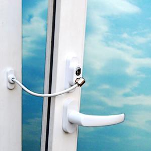 Ограничители на окна: гребенки и блокады