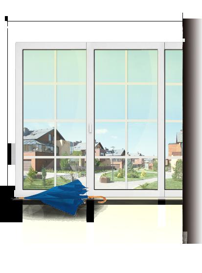 Раскладки на окна