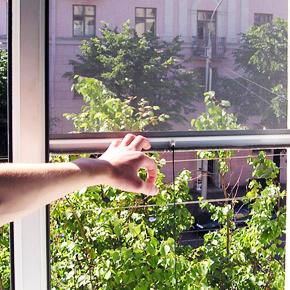 Москитная сетка на окно и двери