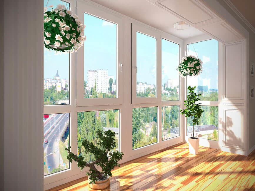 Остекление от застройщика в новостройках Новой Москвы, как правило, очень низкого качества. Мы проведем демонтаж старых окон и заменим на новые, красивые, качественные окна Рехау!